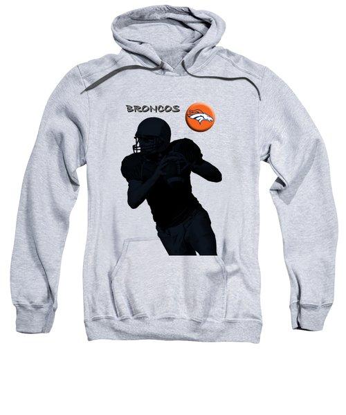Denver Broncos Football Sweatshirt