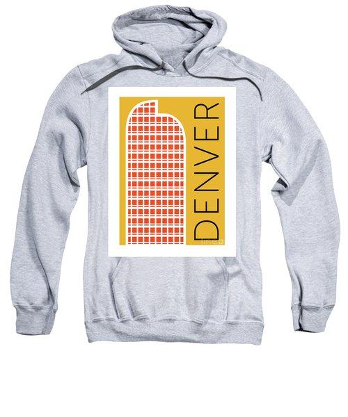 Denver Cash Register Bldg/gold Sweatshirt
