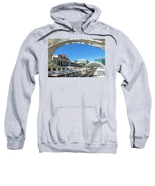 Denver Co Union Station Sweatshirt
