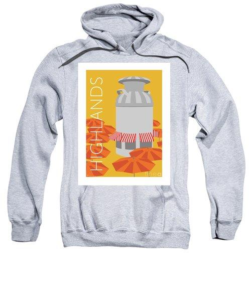 Denver Highlands/gold Sweatshirt