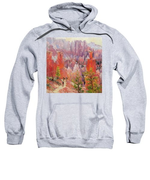 Descent Into Bryce Sweatshirt