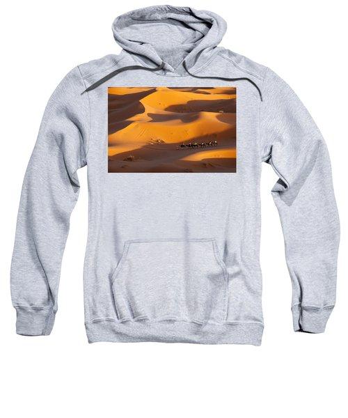 Desert And Caravan Sweatshirt