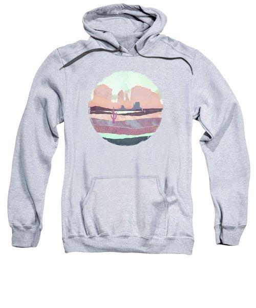 Desert Dusk Light Sweatshirt