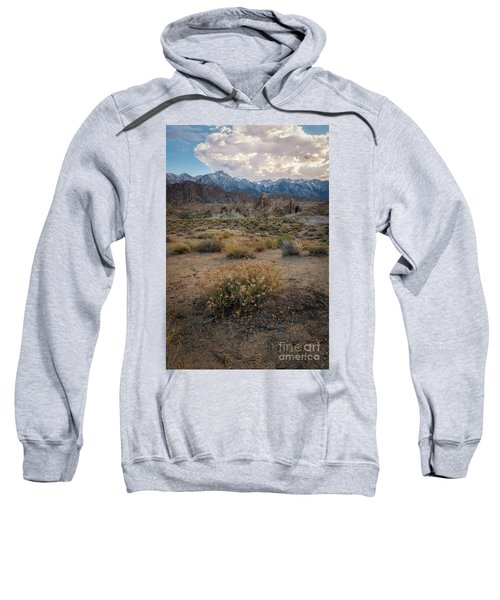 Desert Flowers  Sweatshirt