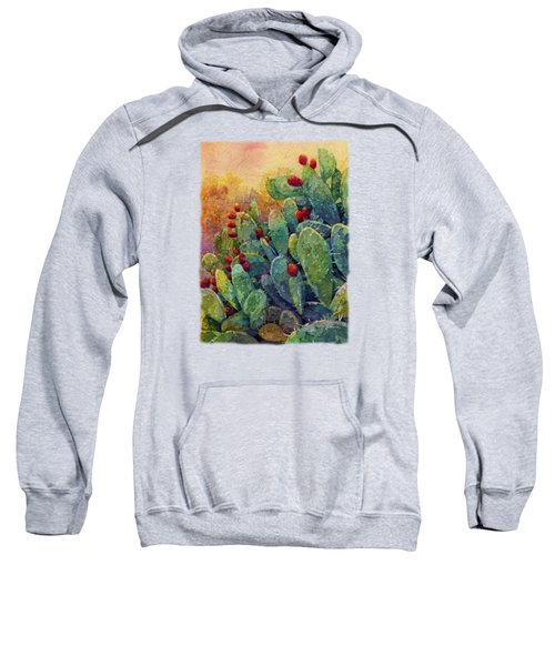 Desert Gems 2 Sweatshirt by Hailey E Herrera