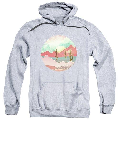 Desert Mountains Sweatshirt by Spacefrog Designs