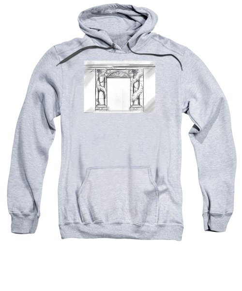 Design For Trompe L'oeil Sweatshirt