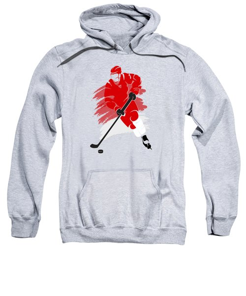 Detroit Red Wings Player Shirt Sweatshirt