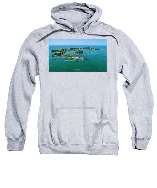 Devils Foot Island Sweatshirt