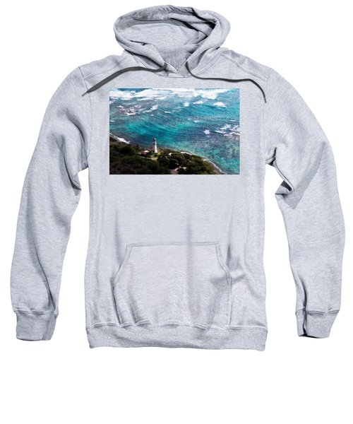 Diamond Head Lighthouse Sweatshirt