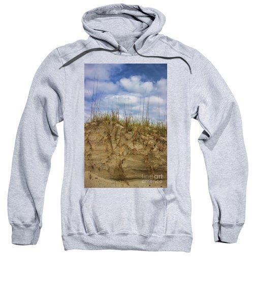 Digging In Deep In Sand Dunes Sweatshirt