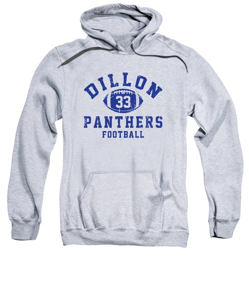 Dillon Panthers Football 2 Sweatshirt