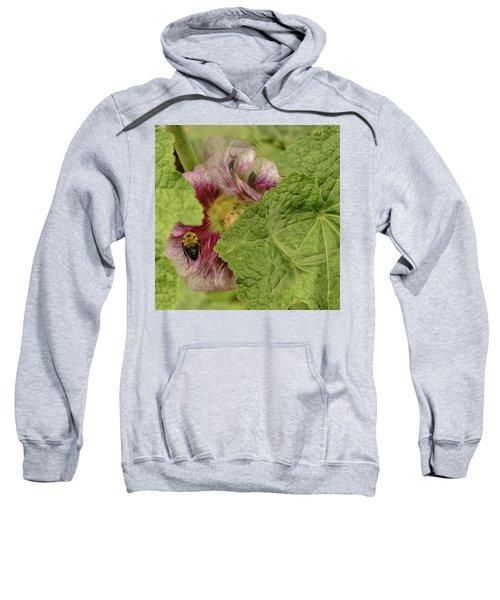 Dimensions Of Bees_flowers Sweatshirt