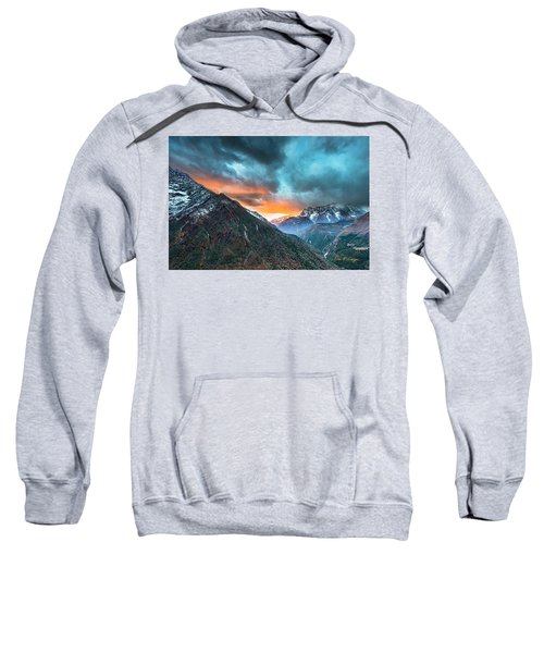 Dingboche Sunrise Sweatshirt