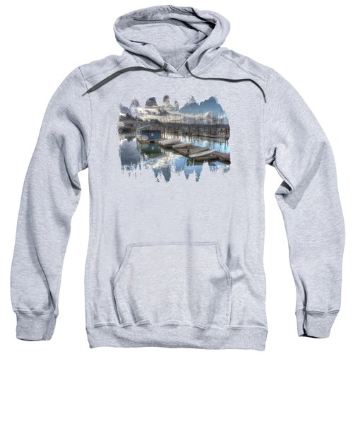 Dinghies For Rent Sweatshirt