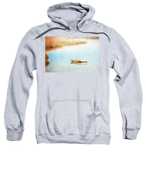 Dinghy In Eastham Sweatshirt