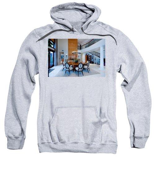 Dining In The Round Sweatshirt