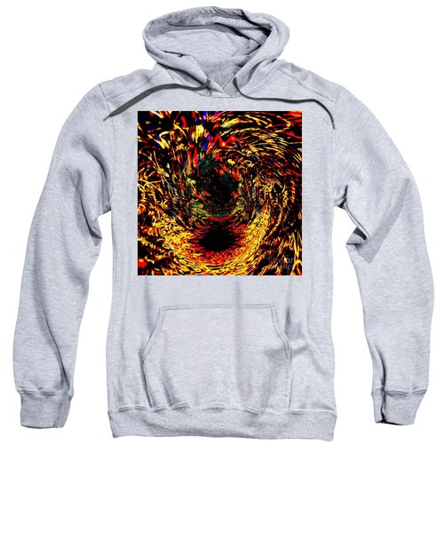 Disable Abstract Planet Sweatshirt