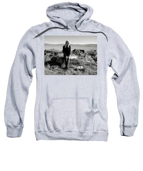 Discarded Sweatshirt
