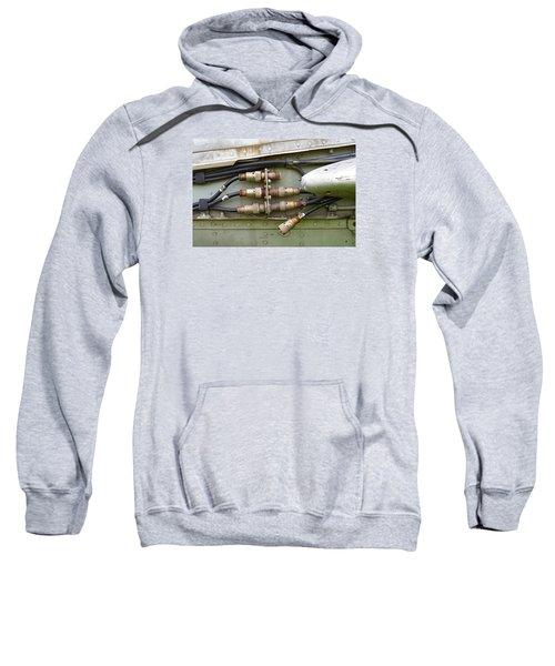 Disconnected Sweatshirt