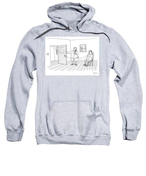 Discount Nose Job Sweatshirt