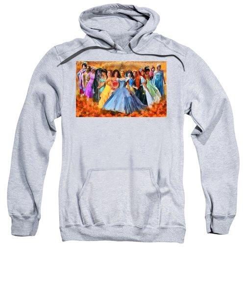Disney's Princesses Sweatshirt