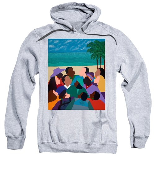 Diversity In Cannes Sweatshirt
