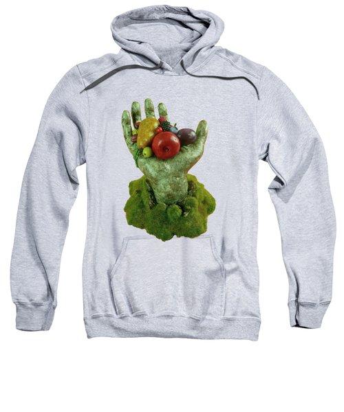 Divine Nutrition Sweatshirt by Przemyslaw Stanuch