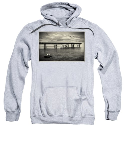 Dock On The Sea Sweatshirt
