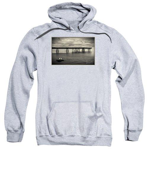 Dock On The Sea Sweatshirt