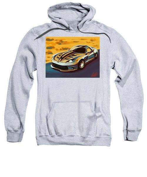 Dodge This Sweatshirt