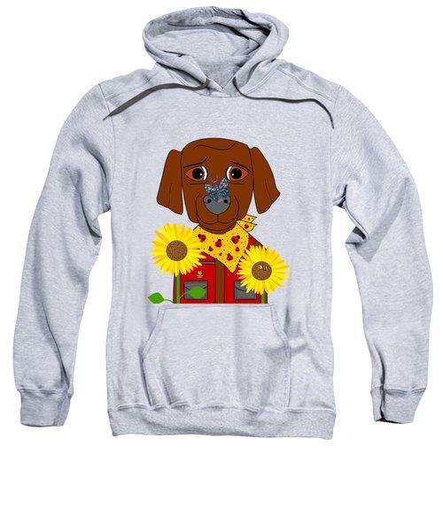 Dog Nature Lover Sweatshirt