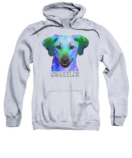 Doggy Smile Sweatshirt
