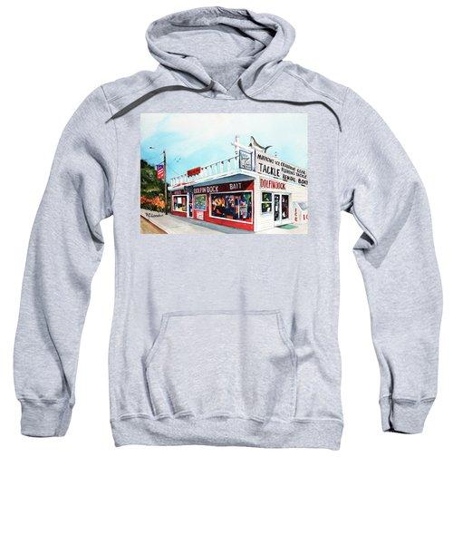 Dolphin Dock I Sweatshirt