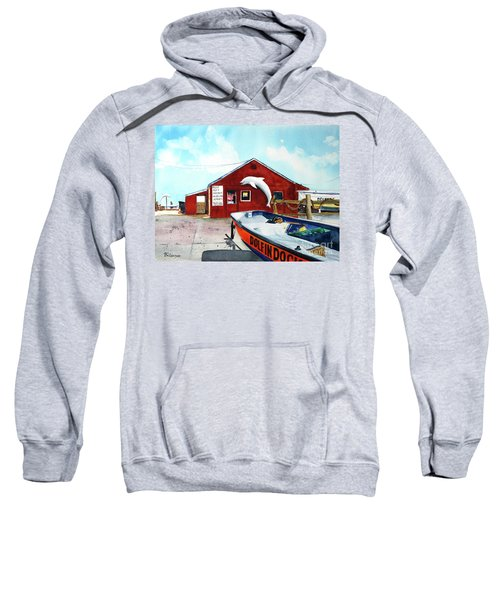 Dolphin Dock II Sweatshirt