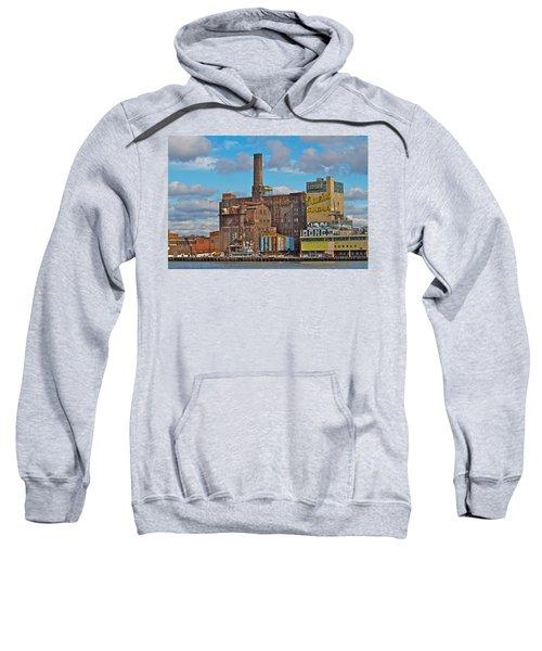 Domino Sugar Water View Sweatshirt
