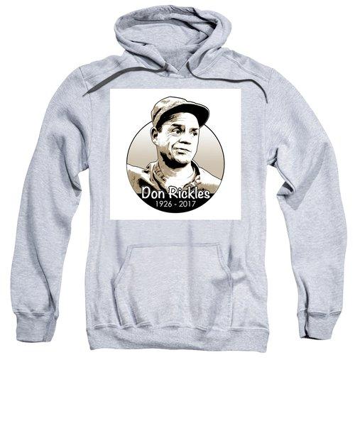 Don Rickles Sweatshirt by Greg Joens