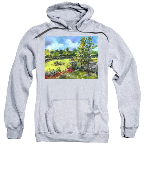 Don T Forget The Wall Sweatshirt