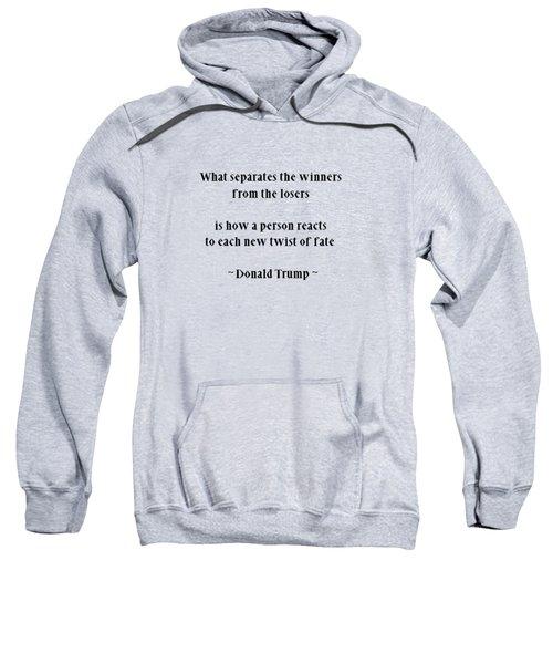 Donald Trump 0101 Sweatshirt
