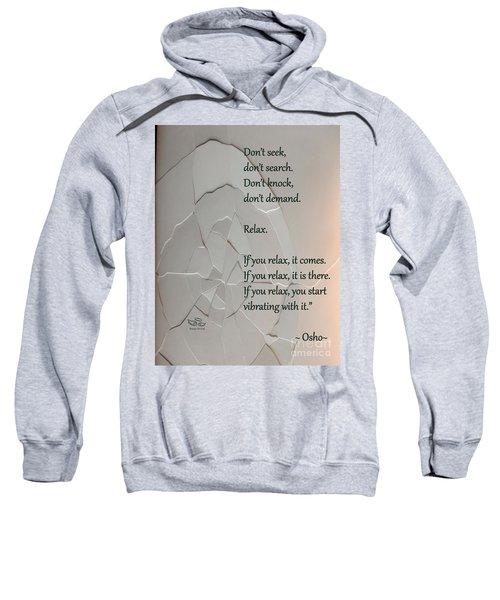 Don't Seek Sweatshirt