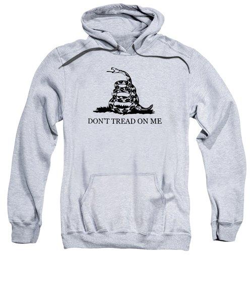 Don't Tread On Me Flag Sweatshirt