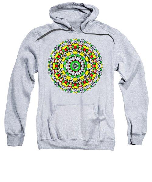 Doodle Mandala 2 Sweatshirt