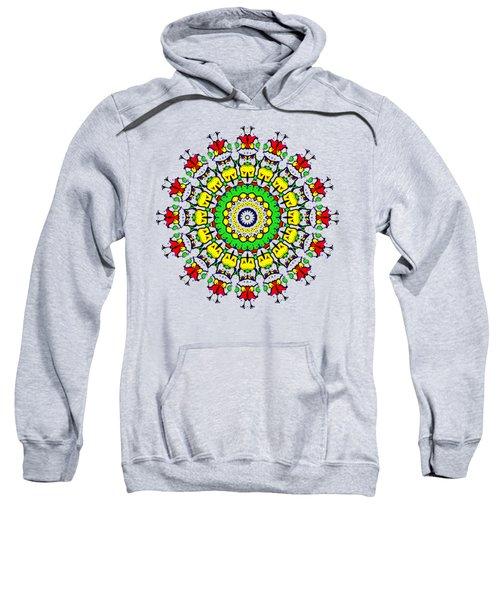 Doodle Mandala Sweatshirt