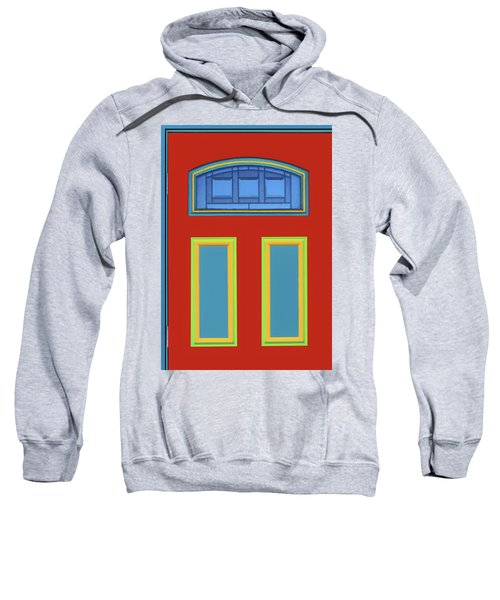 Door - Primary Colors Sweatshirt