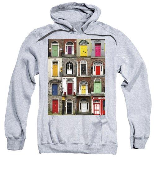 Doors Of Limerick Sweatshirt