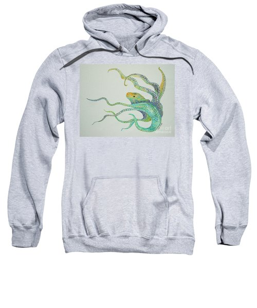 Dot Octopus Sweatshirt