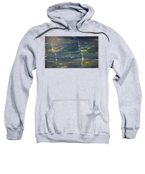 Double Arabesque Sweatshirt