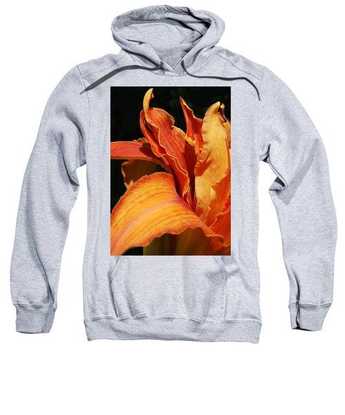 Double Tigerlily Sweatshirt
