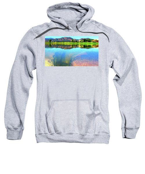 Doughnut Lake Sweatshirt