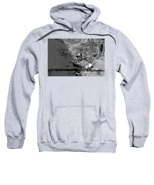 Down By The Old Mill Stream Sweatshirt